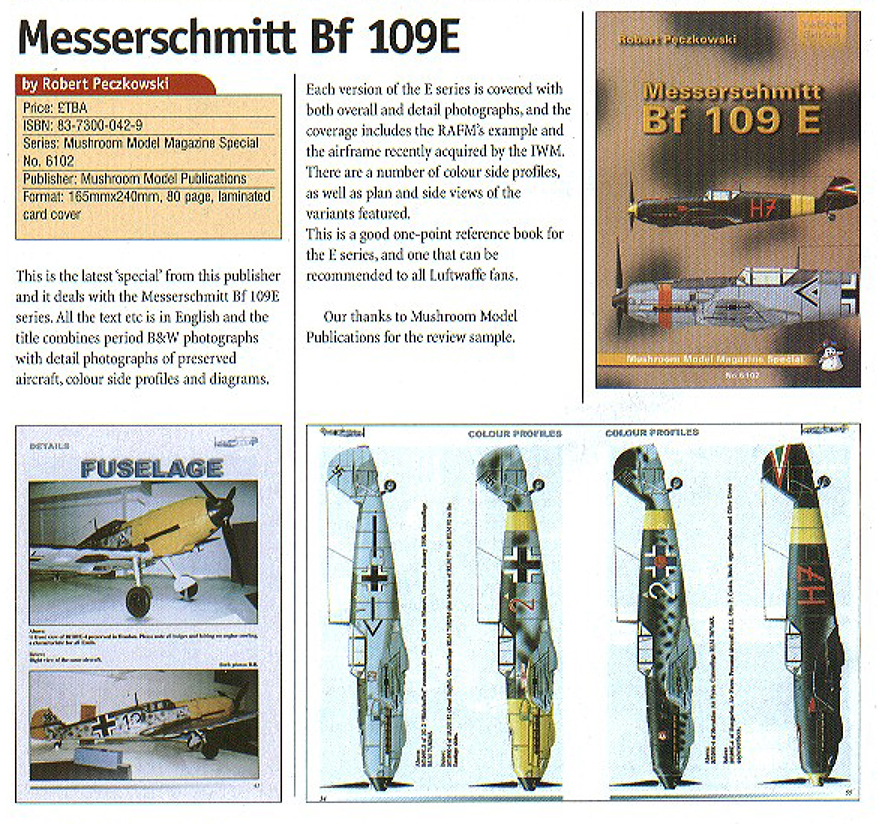 Scale Aviation Modeller International 2001 06