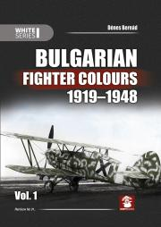9136 Bulgarian Fighter Colours vol 1