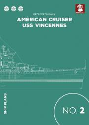 American Cruiser USS Vincennes ver A