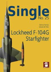 No 25 F 104G Starfighter
