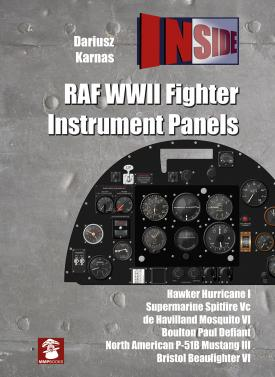 04 RAF WWII Fighters Instrument Panels